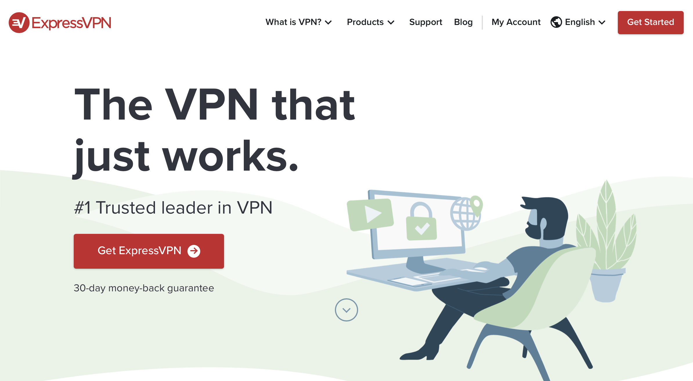 ExpressVPN lifetime vpn