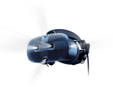 HTC Vive Cosmos - Great VR Headset For PC