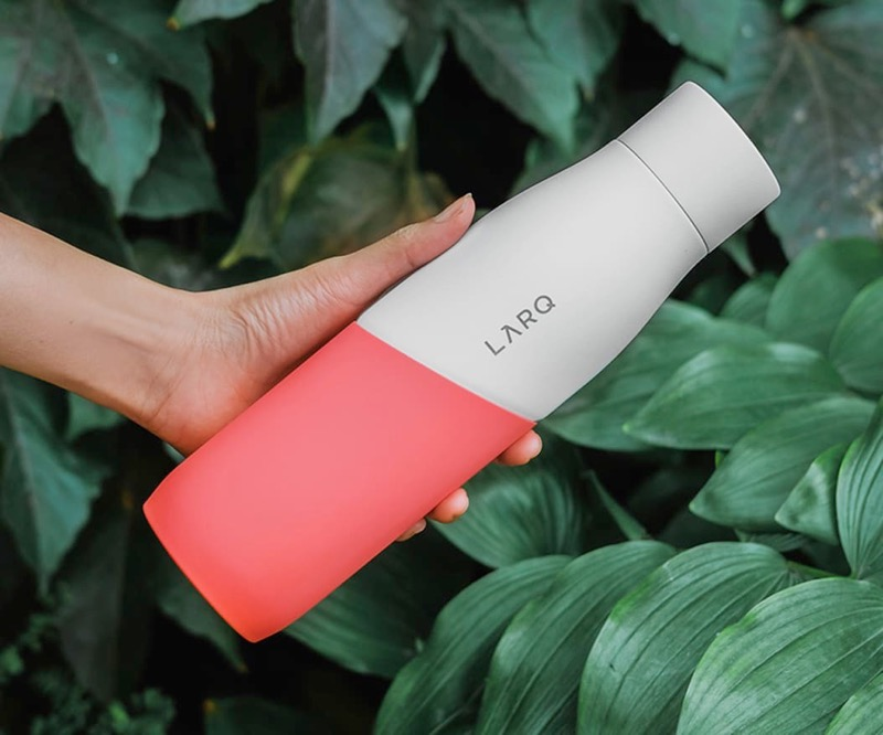 Larq water bottle with filter review