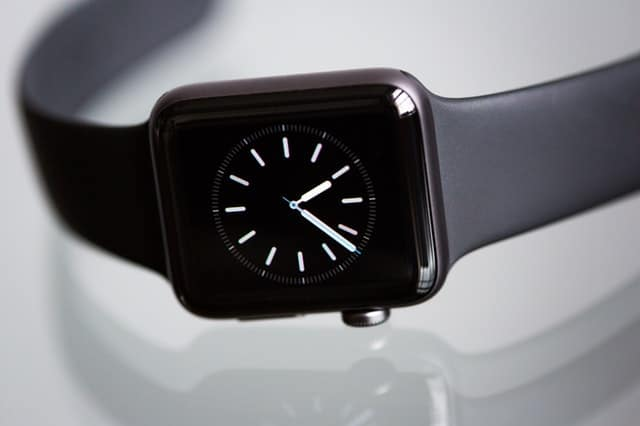 but an apple watch clock face